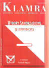 Klamra 8 (październik/listopad) 2014r